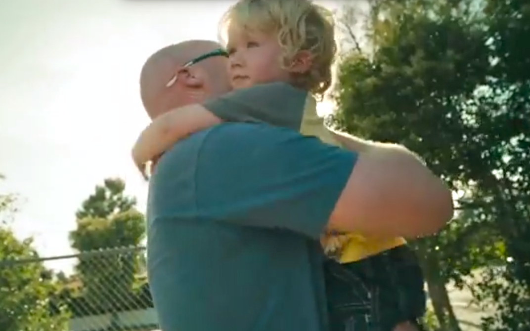 """New"" ad celebrating dads goes viral second time around"