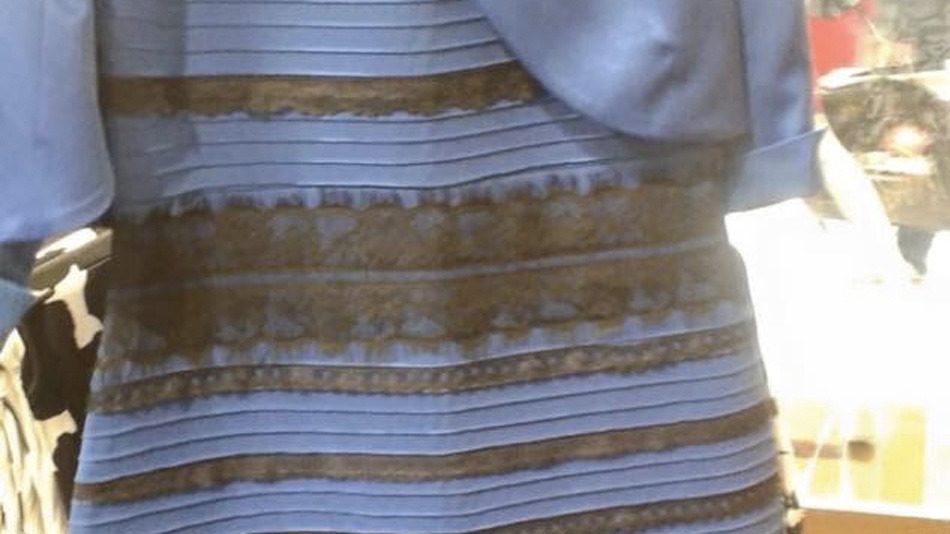 Sales of #TheDress increase 347%, does not come in white and gold