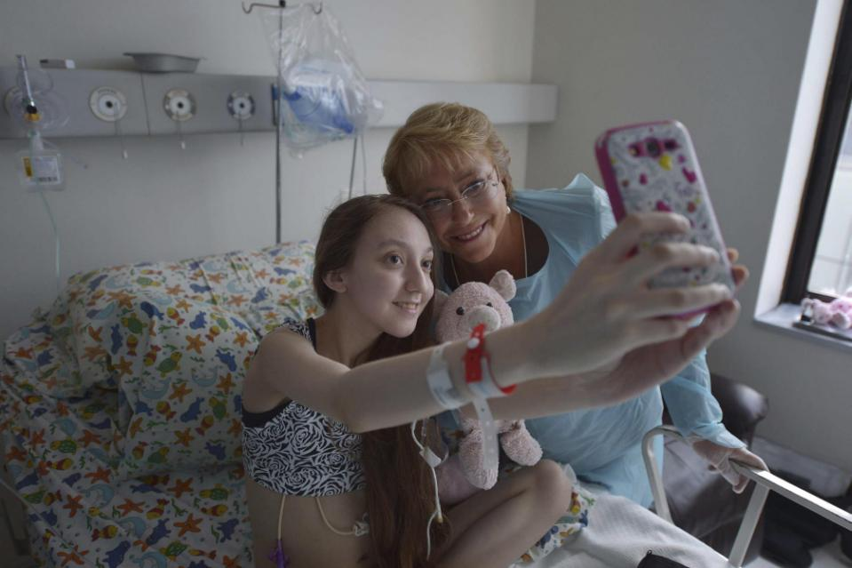 Chilean teen, 14, has change of heart about euthanasia request