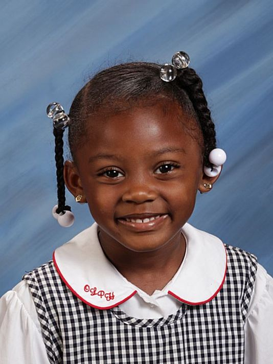5-year old saves her blind grandmother's life