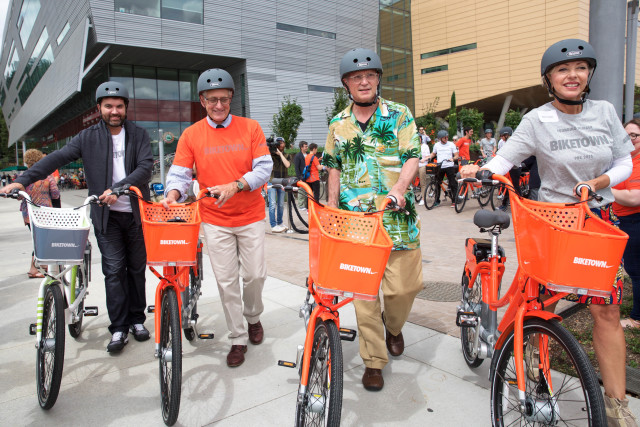 Portland launches new first-of-its-kind bike rental program