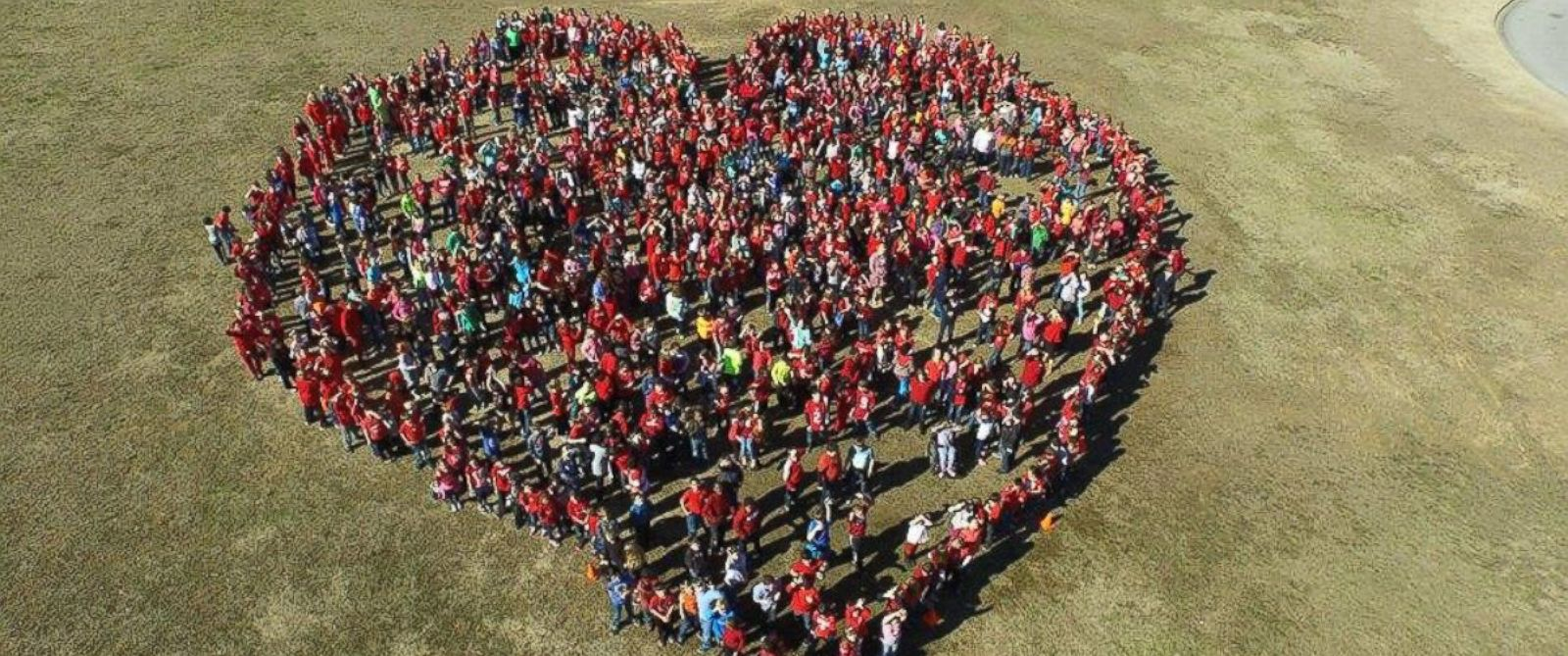 Children across the country participate in the Great Kindness Challenge