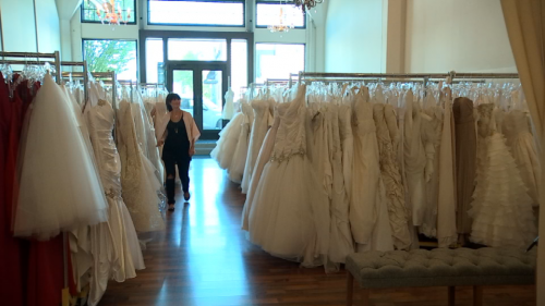 Portland Bridal Shop Helps Local & National Charities