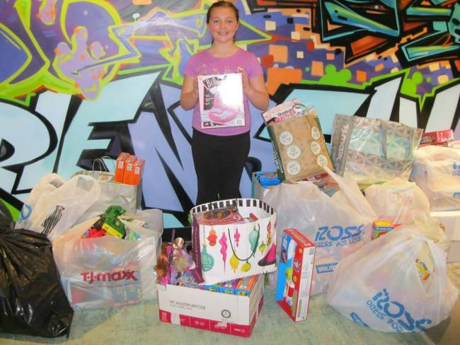Young Oregonian Recognized for Community Service