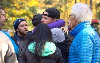 Portland Family Rejoices Over Lost Hiker's Rescue