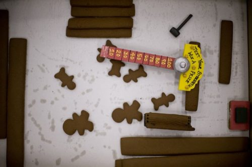 OMSI Shares Ingenious Gingerbread Houses