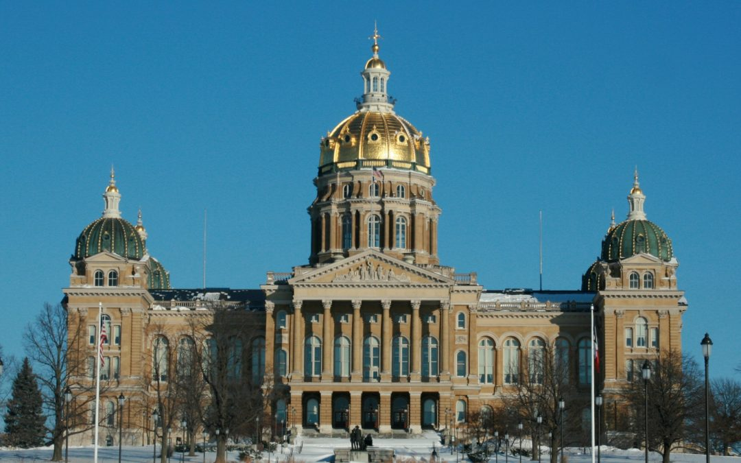 Iowa Legislature Approves Pro-Life Measure