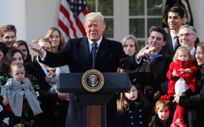 President Trump issues new HHS Title X family planning program rule