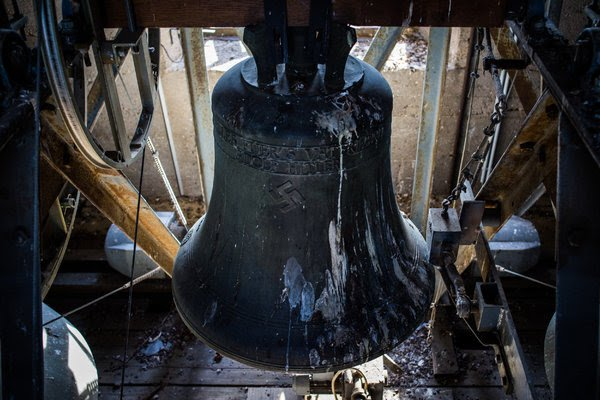 Divided Opinions over a Swastika on a church bell