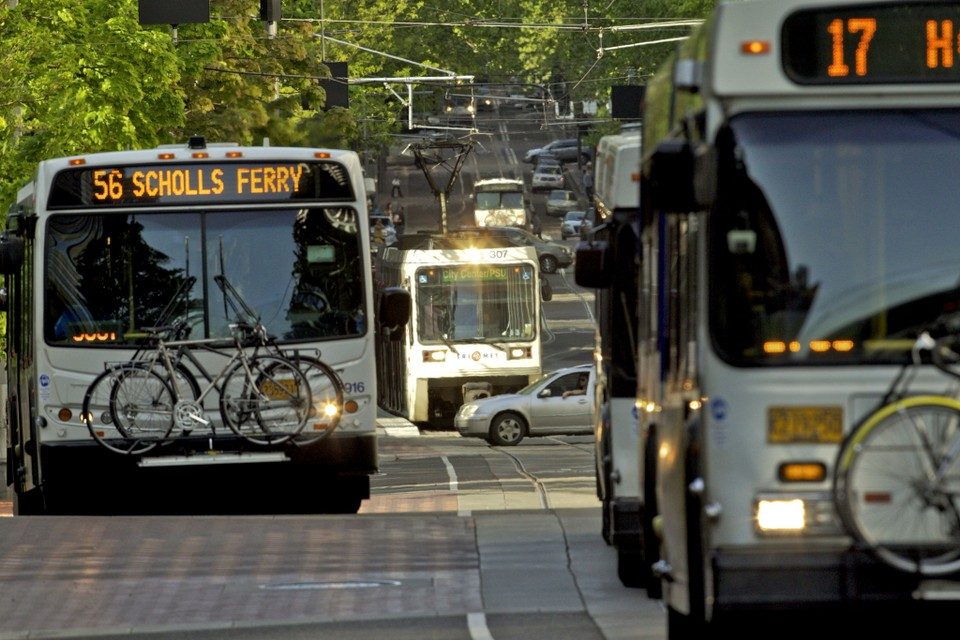 TriMet plans $500 million project to end diesal buses