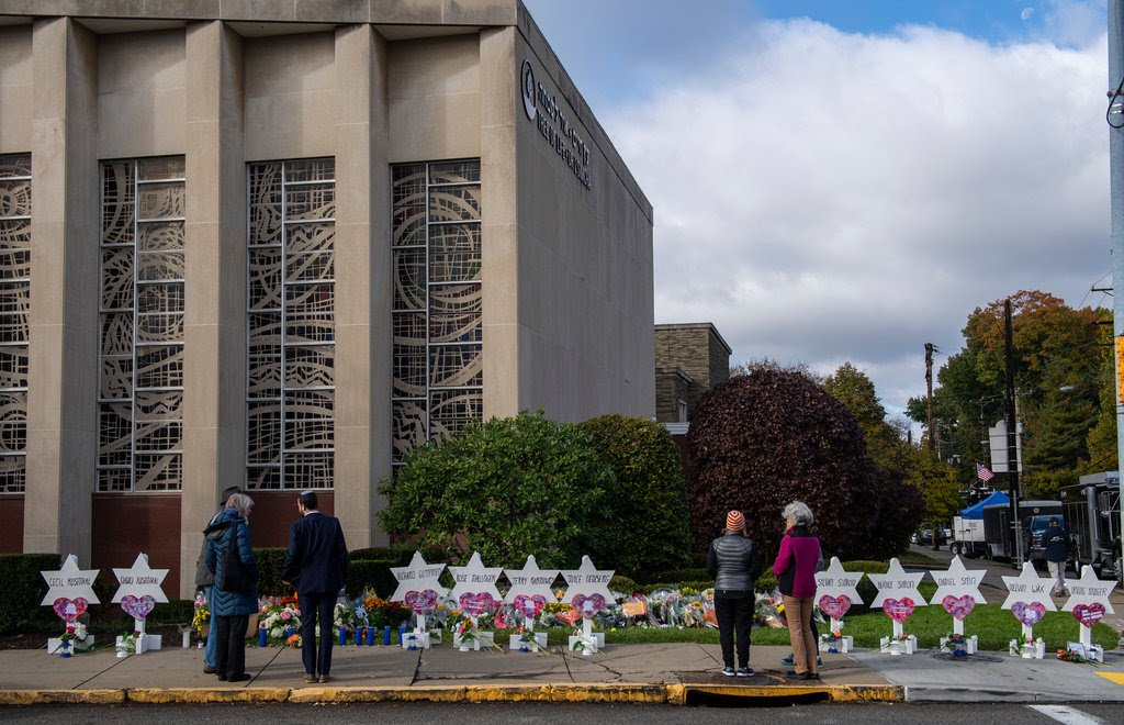 Muslims Raise significant funds for Pittsburgh Synagogue