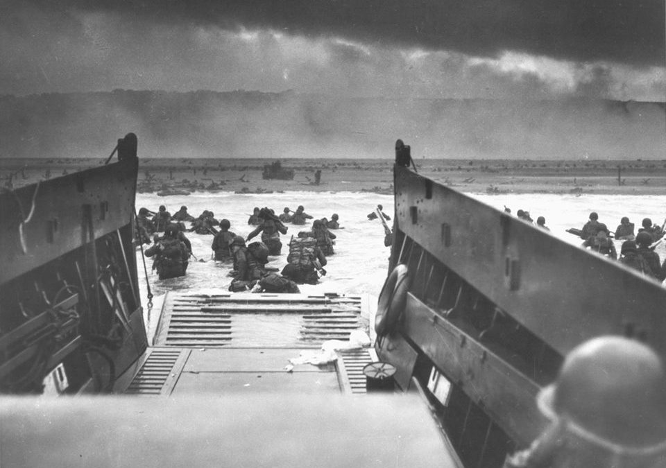 D-Day secret revealed by DNA test