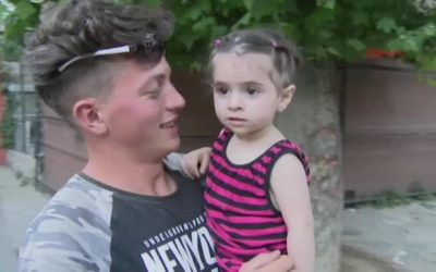 17-year-old hero saves toddler who fell from second-floor window in Turkey