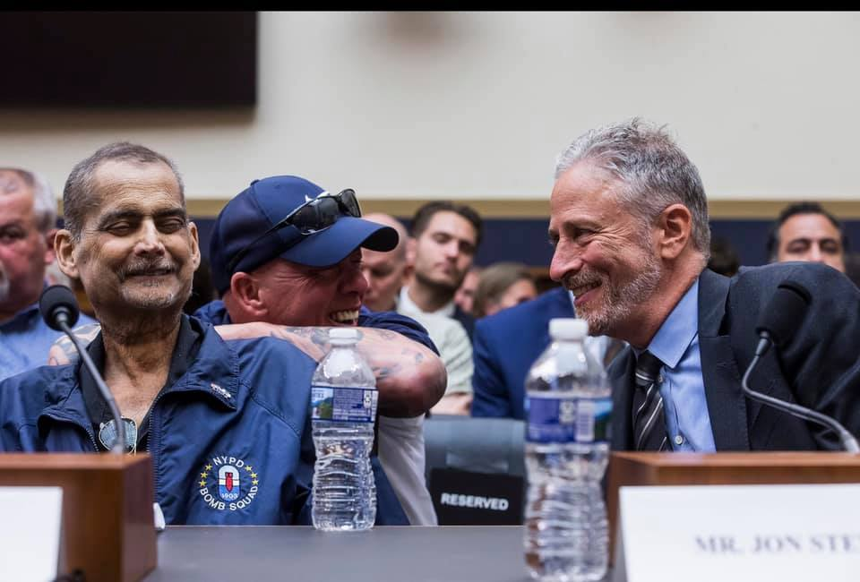 House votes in support of continued funding for 9/11 worker compensation fund
