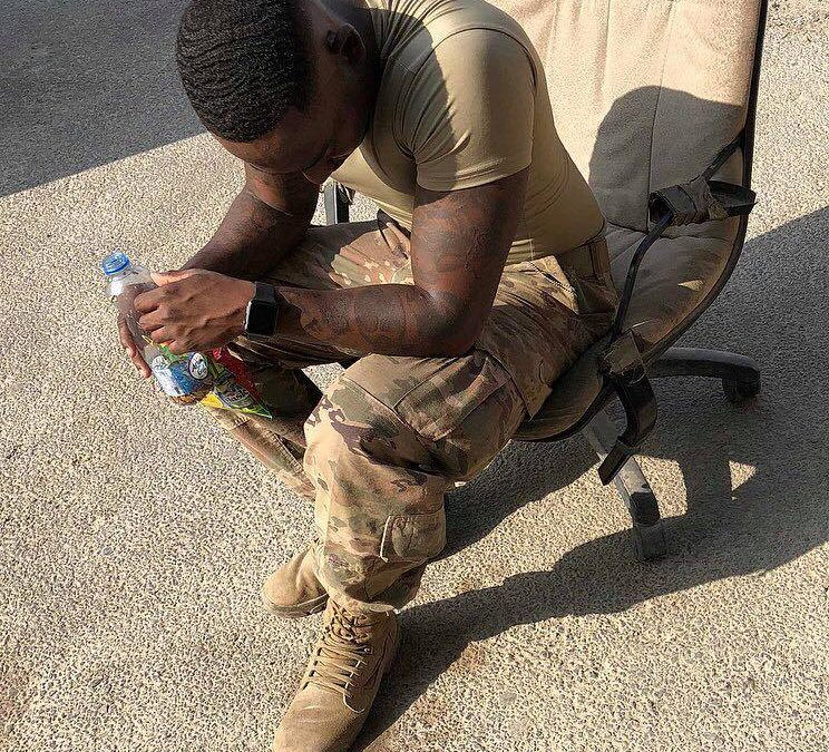Army soldier's first impulse during the El Paso shooting was to save children