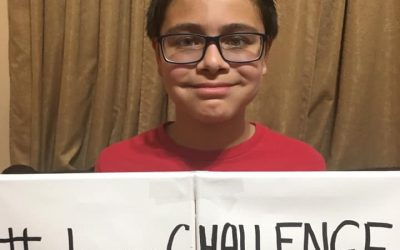 "Boy invents the ""El Paso Challenge"" encouraging acts of kindness"